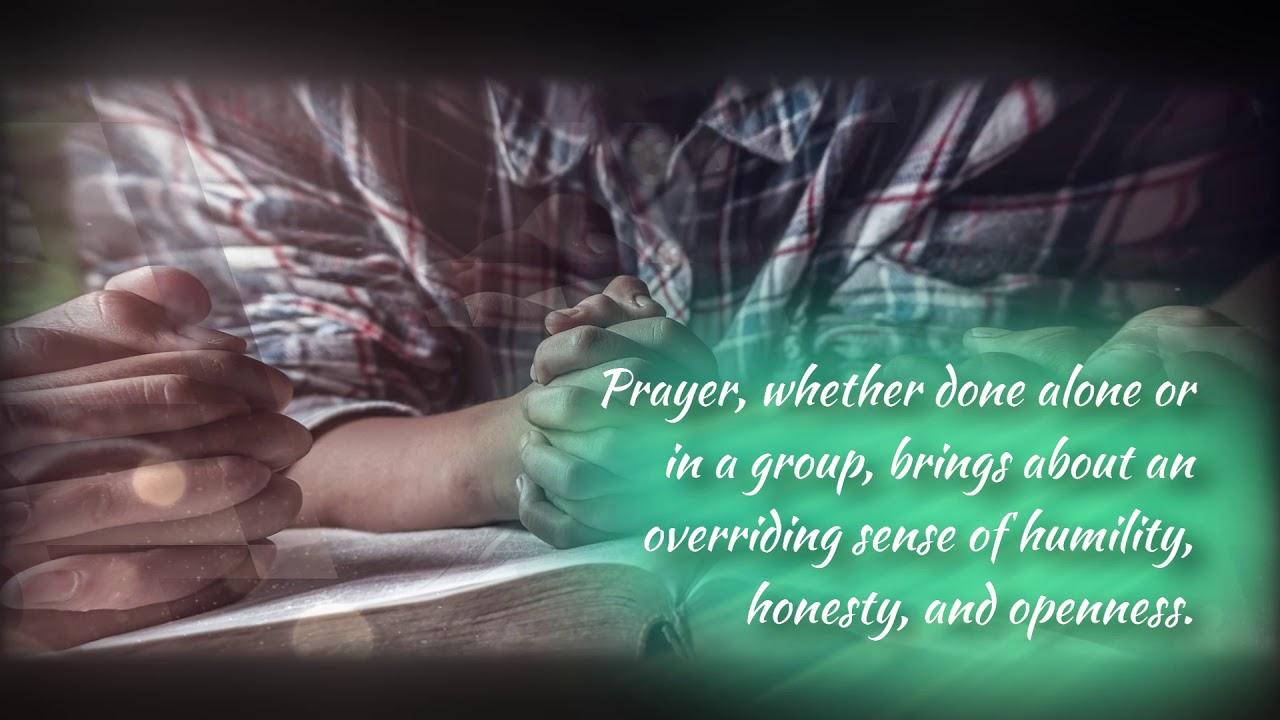 Elder Mark Moore Jr. on The Importance of Prayer