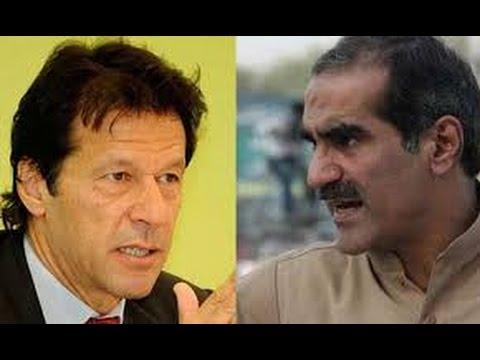 Khawaja Saad Rafique blast over Imran khan | Neo News