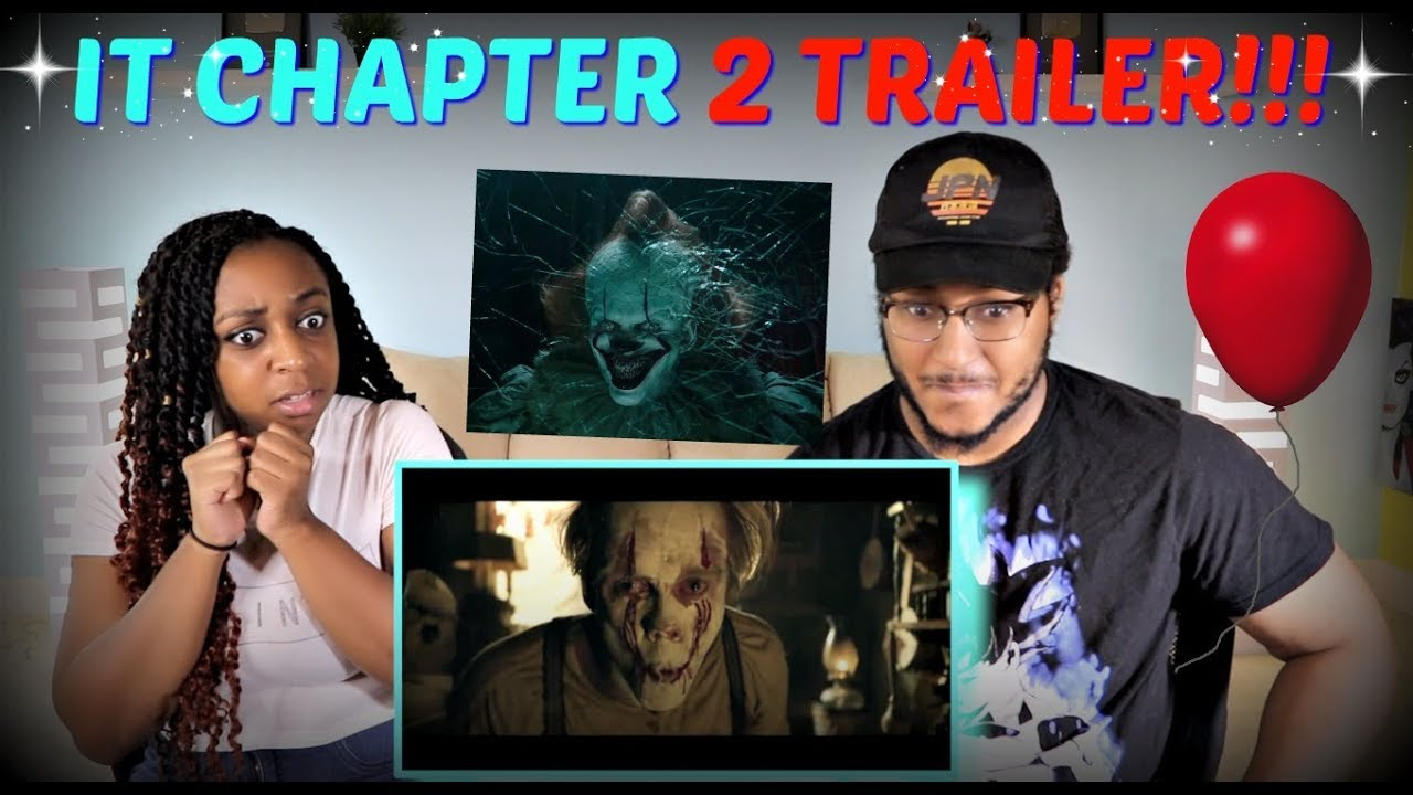 """Download """"IT CHAPTER TWO"""" Final Trailer REACTION!!!"""
