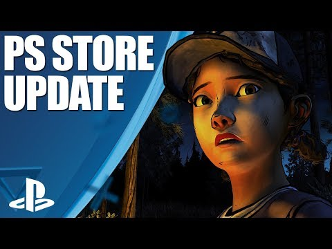 PlayStation Store Highlights - 15th August 2018