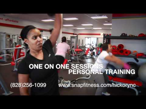 8 WEEK BODY TRANSFORMATION SNAP FITNESS HICKORY