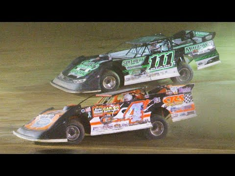 ULMS Super Late Model Feature | Old Bradford Speedway | 8-11-19