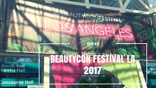 First Time @ BeautyCon Festival 2017  Volunteering & Meet Up
