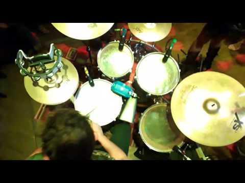 I'm so excited drum cover - The pointer sisters- por G1L Hdz. Y grupo LIVE- io Canto Cd. Juárez