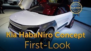 Kia HabaNiro Concept - First Look