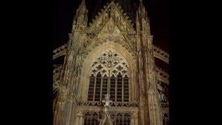 Кёльнский собор, Кёльн, Германия,Европа(Кёльнский собор в Германии в городе Кёльн является одним из самых знаменитых соборов мира. Это величествен..., 2016-04-15T16:00:00.000Z)