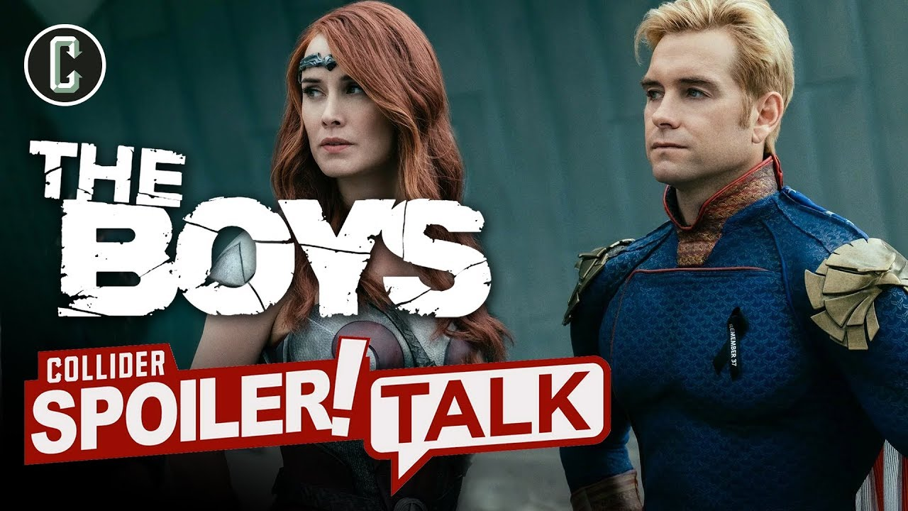Download The Boys Spoiler Review