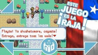 El Juego de Pokemon que está revolucionando Internet - Pokémon Chileno | N Deluxe