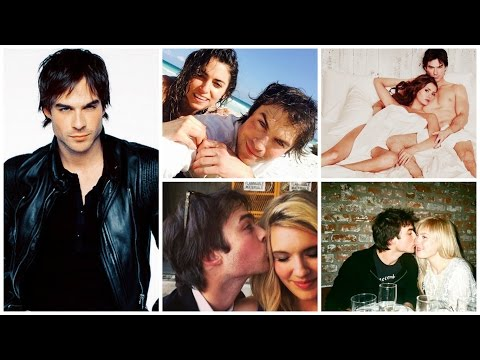 Girls Ian Somerhalder Dated (Damon Salvatore)
