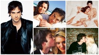 Girls Ian Somerhalder Dated (Damon Salvatore)