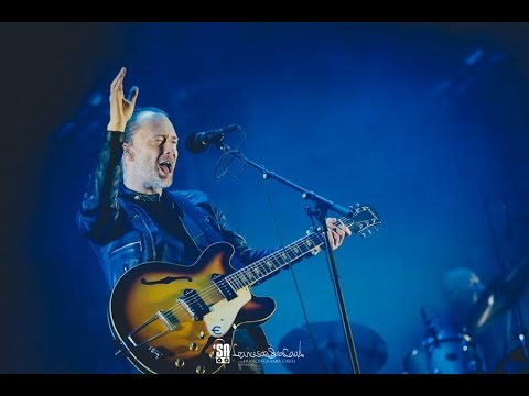 Radiohead - Burn The Witch  (Lollapalooza Chicago 2016)