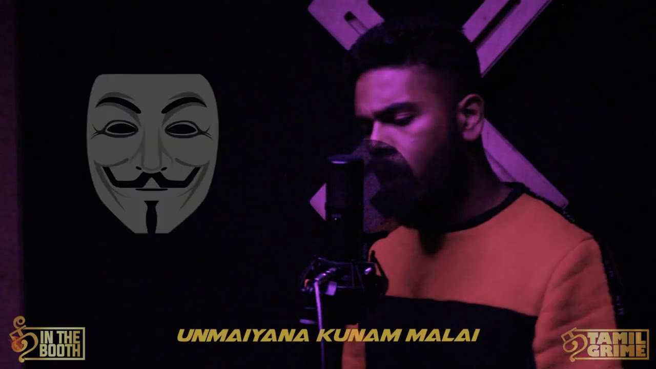 Thee In The Booth | Theva | Tamilgrime | Tamil Rap