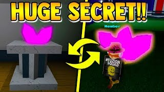 *NEW* HUGE SECRET FOUND!! | Build a boat for Treasure ROBLOX