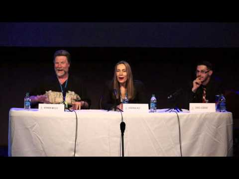 Pensacon 2016: Road Warrior Panel with Virginia Hey and Vernon Wells Part 1