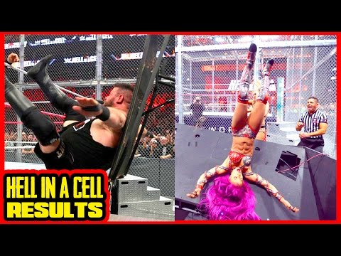 WHO WON AT WWE HELL IN A CELL 2016? REVIEW & RESULTS! (Going in Raw Pro Wrestling Podcast Ep. 116