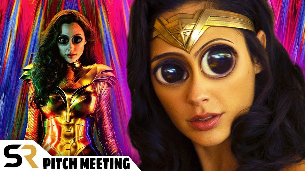 Download Wonder Woman 1984 Pitch Meeting