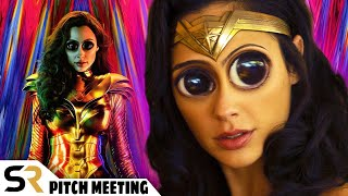 Wonder Woman 1984 Pitch Meeting