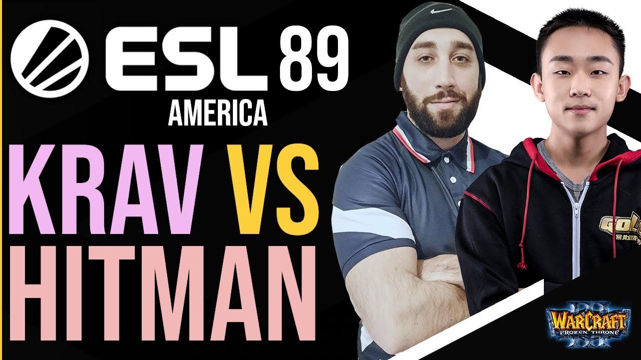 Download WC3 - ESL AM Open Cup #89 - Grand Final: [UD] KraV vs. Hitman [Orc]