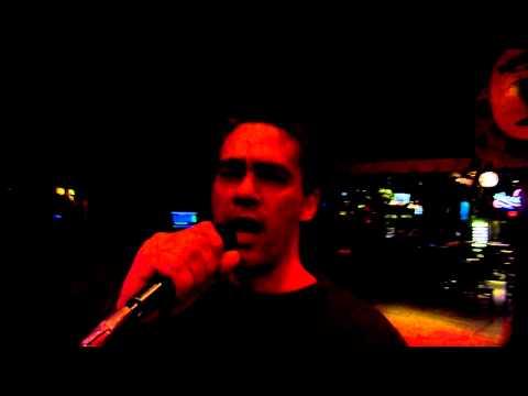 Keith Campbell sings Suspicious Minds by Elvis Presley Karaoke