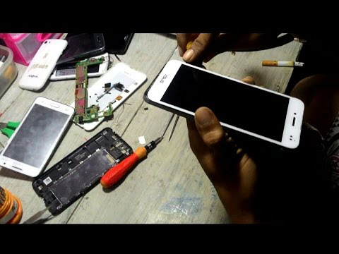 Cara ganti LCD ASUS PADFONE S | repaire padfone s