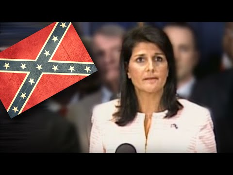 Nikki Haley Stirs Up Racist Right Wing Hornet
