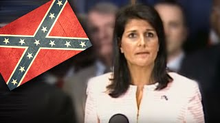 Nikki Haley Stirs Up Racist Right Wing Hornet's Nest