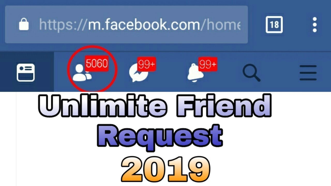 Facebook Friend Request 5000 get week / Fast Friend Request 2019