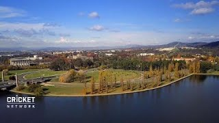 Visit Canberra? That