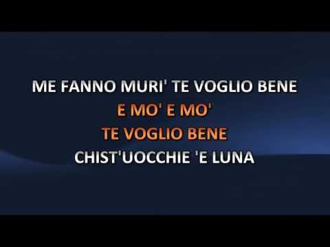 Peppino Di Capri - E Mo' E Mo' (Video Karaoke)