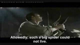 Arachnid (2001) Trailer - English Subs
