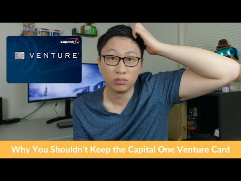 Why The Capital One Venture Is Overrated Breakeven Ysis