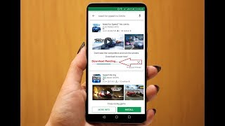 How to fix Download Pending in Google Play Store (100% Works)