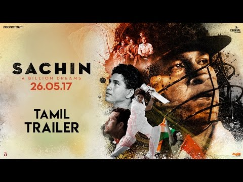 Thumbnail: Sachin A Billion Dreams | Official Tamil Trailer | Sachin Tendulkar