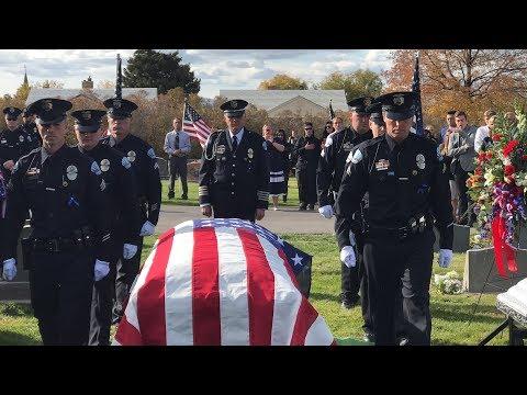 I Pledge Allegiance, Assistant Police Chief Dennis Burt Vincent, Brigham City, Utah