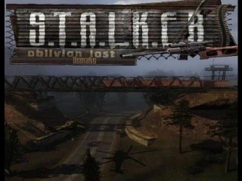 S.T.A.L.K.E.R. Oblivion Lost Remake ( Сверхсильные мутанты,ШТА? )
