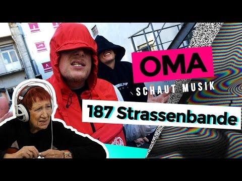 Oma schaut Musik - 187 Strassenbande & RAF Camora