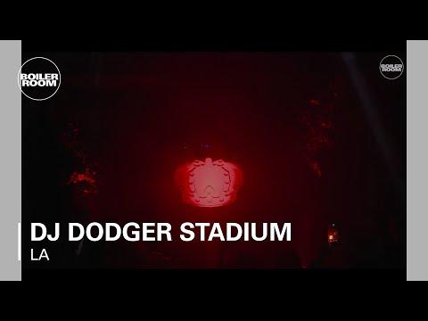 DJ Dodger Stadium Boiler Room LA Live Set