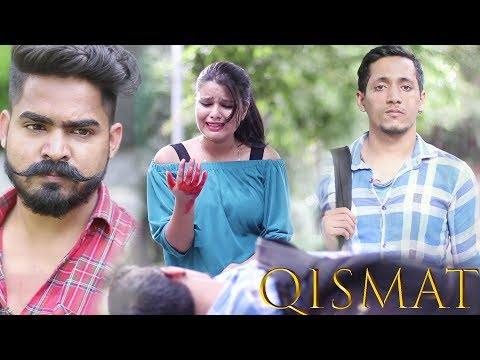 Qismat || Sad Love Story || ft. The Rahul Sharma || Desi Sarcasm