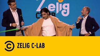 Zelig C-Lab - L'ultimo Jedi - Max Angioni - Comedy Central