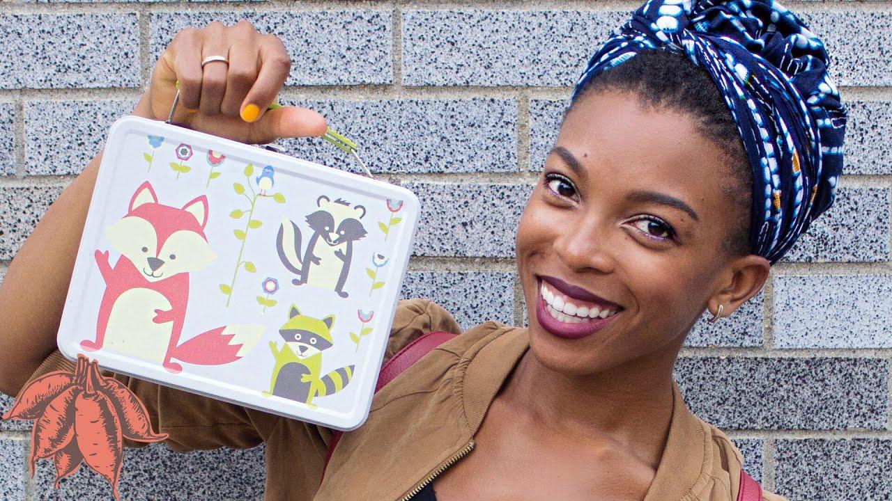 Back-to-School Vegan Lunchbox
