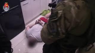 Kolejne uderzenie w przestępczość narkotykową - film z audiodeskrypcją