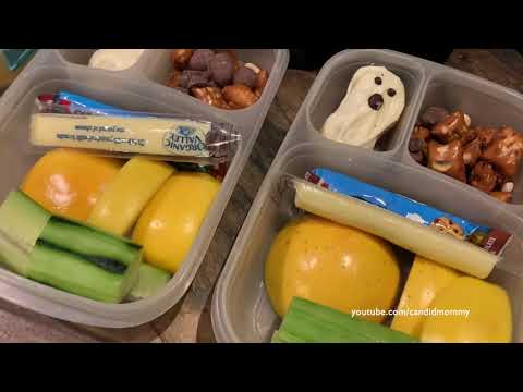 School Lunches | A Variety Of Easy Lunches