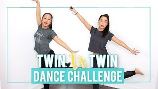 JUST DANCE CHALLENGE! | Caleon Twins