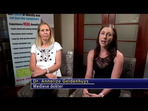 Dr Annelize Geldenhuys & Heidi Harris