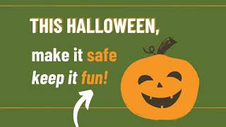 Tips for a Safer Halloween Celebration