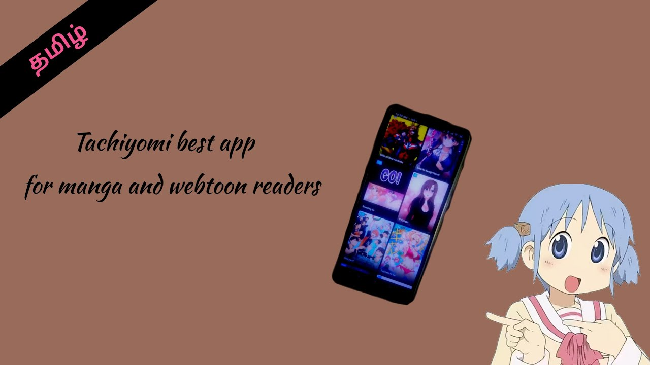Tachiyomi best manga reader app for Android   tamil review ...