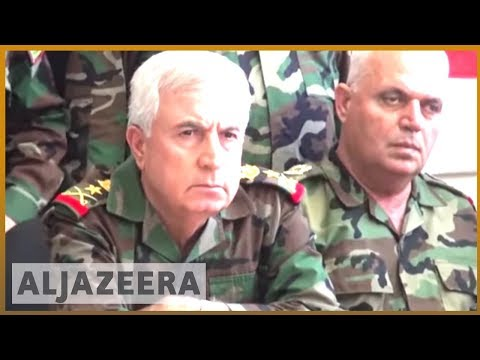 🇸🇾 US, Russia engage in war of words as Syria attack looms | Al Jazeera English
