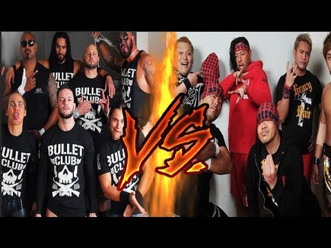 Top 20 Bullet Club VS Chaos Matches