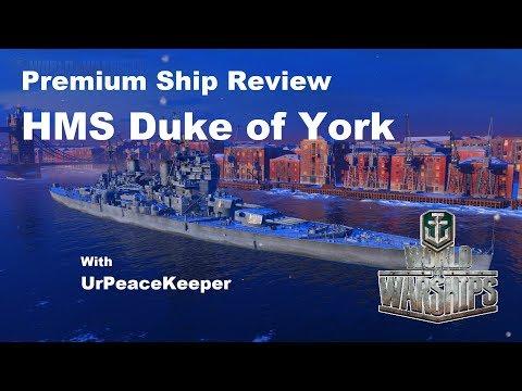 Premium Ship Review - HMS Duke Of York
