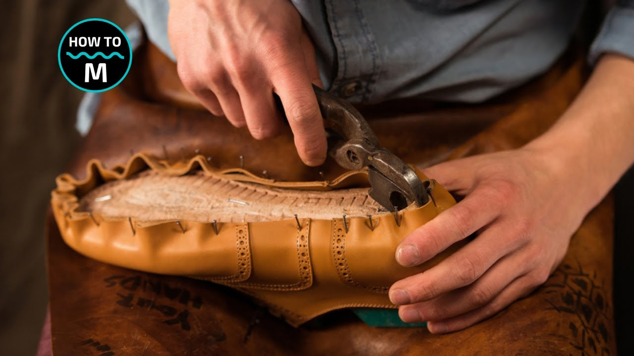 How Machine-made And Handmade Shoes Are Manufactured On A Large Scale | How To Machines